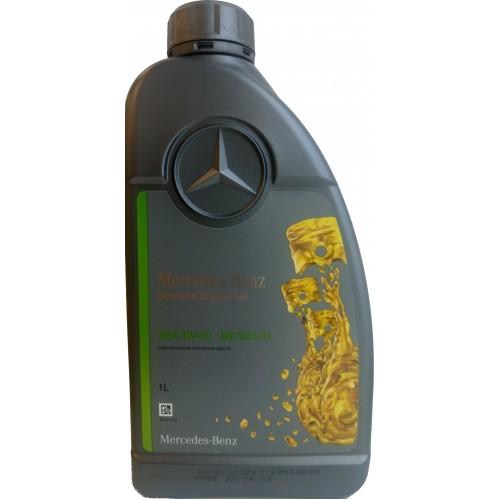 Моторное масло MERCEDES PKW Motorenol 229.52 5W30, 1 литр, синтетическое