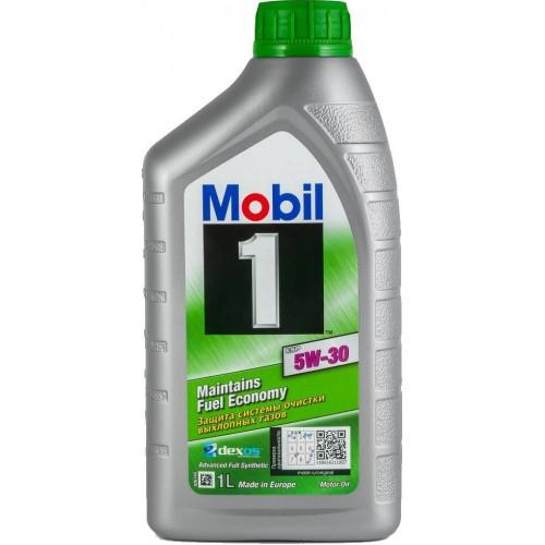 Моторное масло MOBIL 1 ESP Formula 5W30, 1 литр,