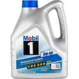 MOBIL 1 FS X1 5W50, 4 литра