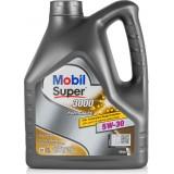 MOBIL Super 3000 X1 Formula FE 5W30, 4 литра