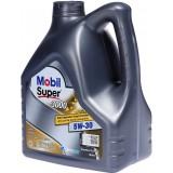 MOBIL Super 3000 XE 5W30, 4 литра