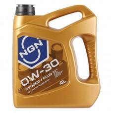 NGN SYNERGY PLUS 0W30, 4 литра