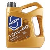 NGN PREMIUM 10W40, 4 литра