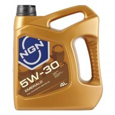 NGN Еmerald 5W30, 4 литра