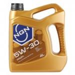 NGN PROFI 5W30, 4 литра