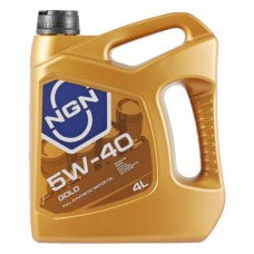 NGN GOLD 5W40, 4 литра