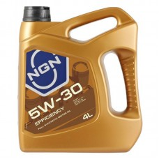NGN EFFICIENCY 5W30, 4 литра
