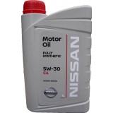 NISSAN Motor Oil C4 DPF 5W30, 1 литр