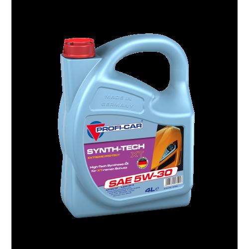 Моторное масло PROFI-CAR 5W30 Synth-Tech XT, 4 литра,