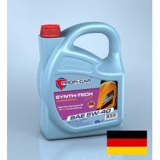 PROFI-CAR 5W40 Synth-Tech XT, 5 литров