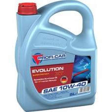 PROFI-CAR 10W40 Evolution XT, 5 литров