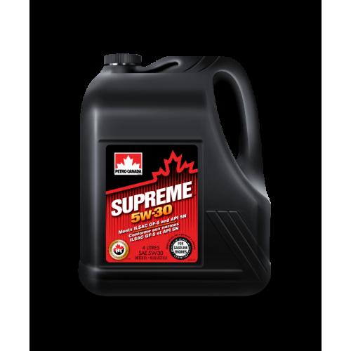 Моторное масло Petro-Canada SUPREME 5W30, 4 литра,