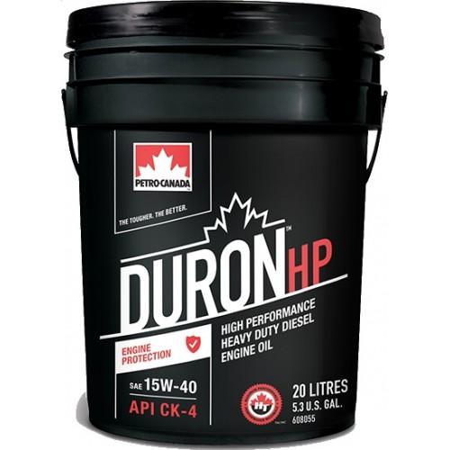 Моторное масло Petro-Canada DURON HP 15W40, 20 литров,