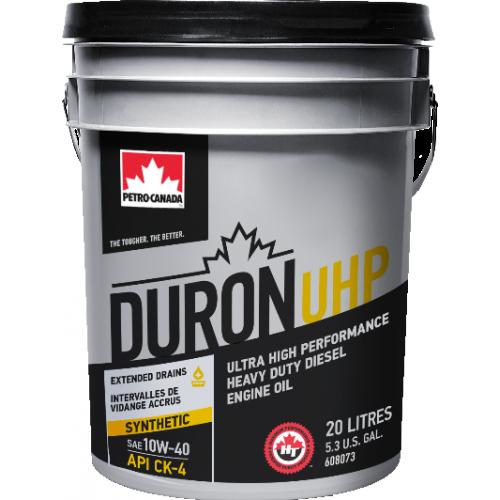 Моторное масло Petro-Canada DURON UHP 10W40, 20 литров,