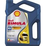 SHELL Rimula R5 E 10W40, 4 литра