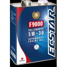 SUZUKI ECSTAR/MOTOR OIL 5W30, 4 литра