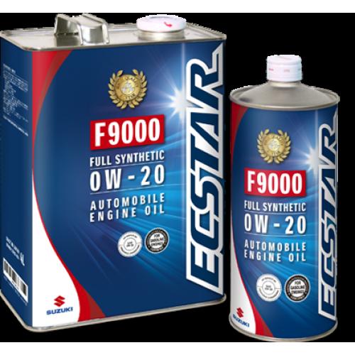 SUZUKI SM/GF-4 SAE 0W20, 4 литра