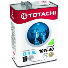 Масло моторное TOTACHI Eco Diesel 10W40, 6 литров