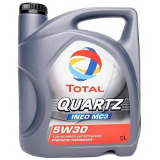 TOTAL QUARTZ INEO MC3 5W30, 5 литров