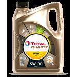 TOTAL QUARTZ INEO ECS 5W30, 4 литра