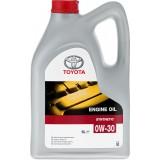 Моторное масло TOYOTA 0W30, 5 литров