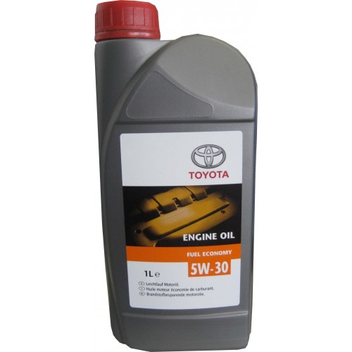 TOYOTA Engine Oil Fuel Economy SAE 5W30, 1 литр