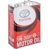 TOYOTA Motor Oil SN/GF-5 5W30, 4 литра