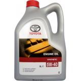 Моторное масло TOYOTA 5W40, 5 литров