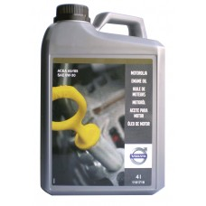 VOLVO ENGINE OIL 0W30, 4 литра