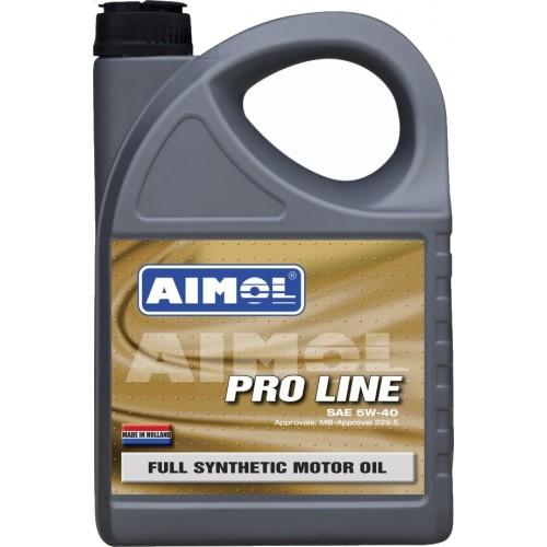 Моторное масло AIMOL Pro Line 5W40, 1 литр,