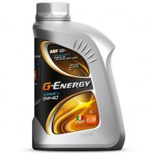 Моторное масло G-ENERGY Expert L 5W40 1 литр