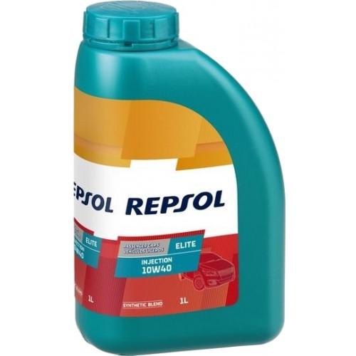 Моторное масло REPSOL ELITE INJECTION 10W40, 1 литр,
