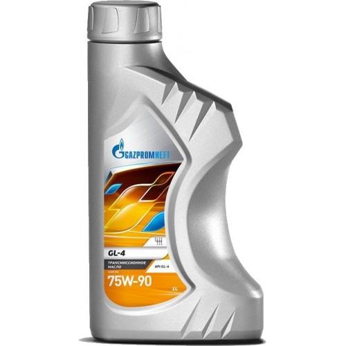 Газпромнефть GL-4 75W90, 1 литр