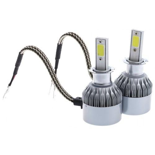 Светодиодные лампы в фары H3 C6
